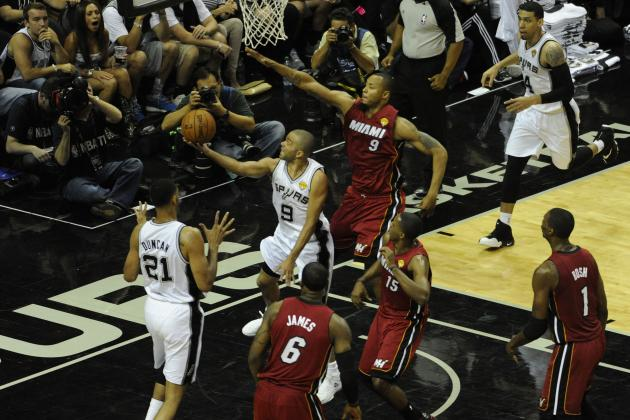 Miami Heat vs. San Antonio Spurs: Game 2 Preview and Predictions