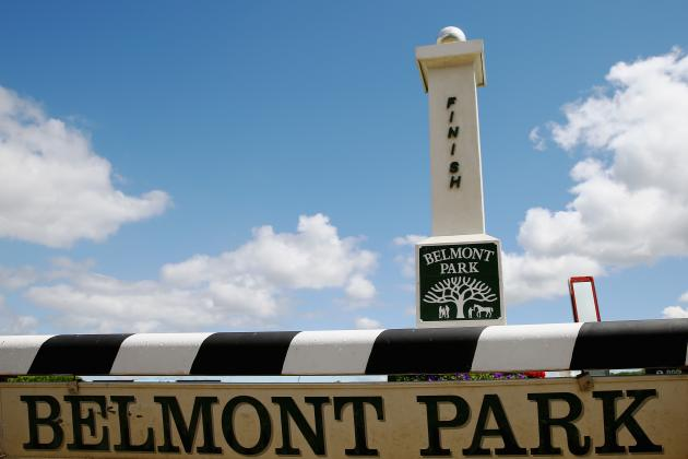 Reality Television Star Calls Belmont Stakes: It's a Photo!