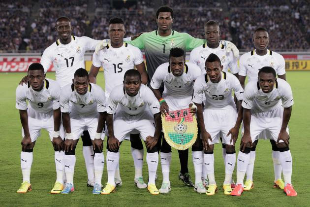 Why Ghana Cannot Recreate Their 2010 Last 8 Showing in Brazil