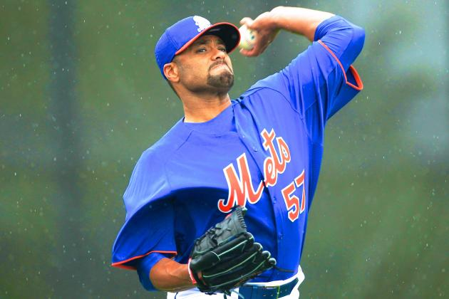 Johan Santana Injury: Updates on Orioles Pitcher's Achilles and Recovery