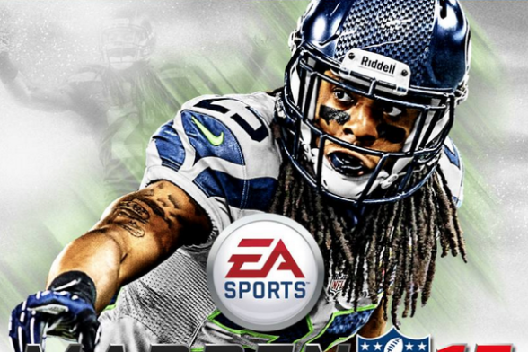 'Madden NFL 15' Cover Vote Winner: Richard Sherman Revealed for New Game
