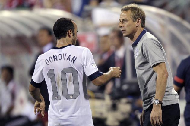 Team USA Coach Takes Pot Shot at Kobe Bryant with Landon Donovan Analogy