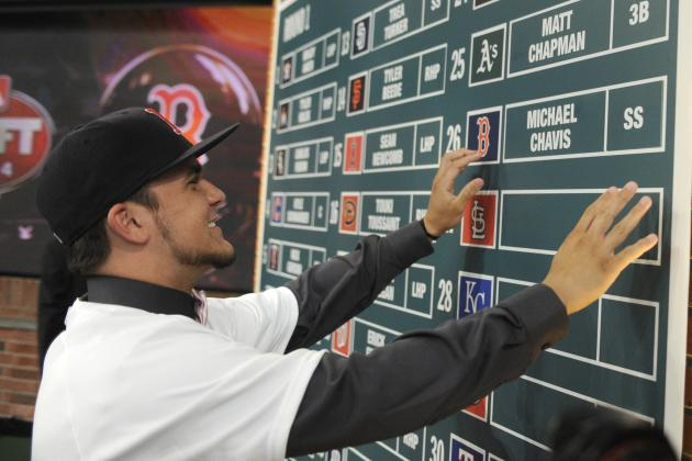 2014 MLB Draft Results: Full List of Grades, Top Prospects Available After Day 2