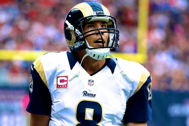 It's Put Up or Shut Up Time for Sam Bradford and the St. Louis Rams
