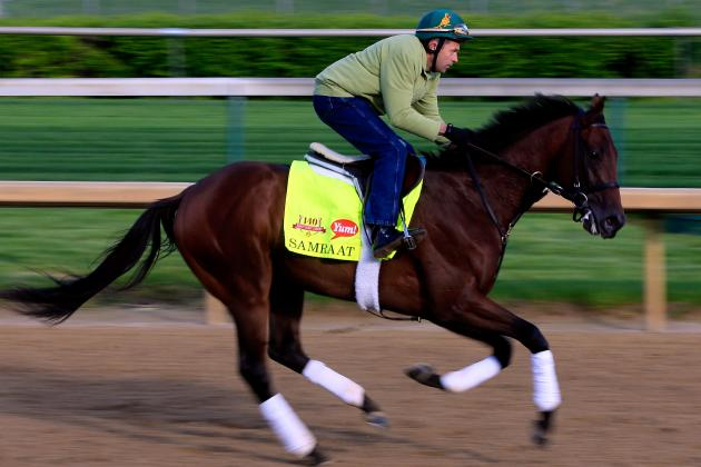 Belmont Stakes 2014: Horses with Long Odds That Will Challenge for Victory
