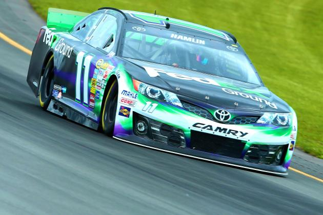 NASCAR at Pocono 2014 Results: Race Order, Final Times and Twitter Reaction