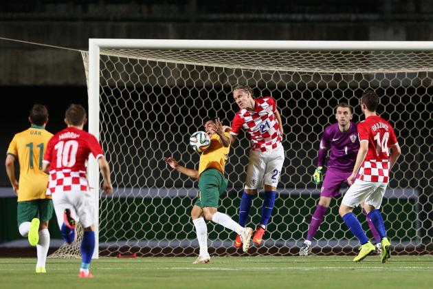 More Questions Than Answers for Croatia After Australia Friendly