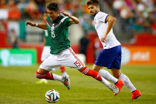 Mexico vs. Portugal: Score, Grades and Post-Match Reaction