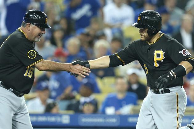 Pirates Beats Brewers 15-5