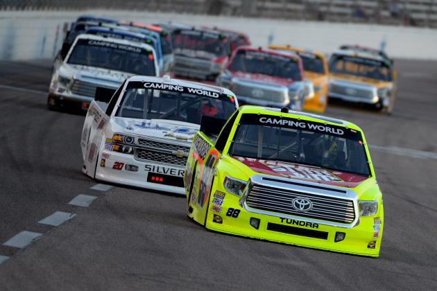 NASCAR Truck Series at Texas 2014 Results: Winner, Standings and Reaction