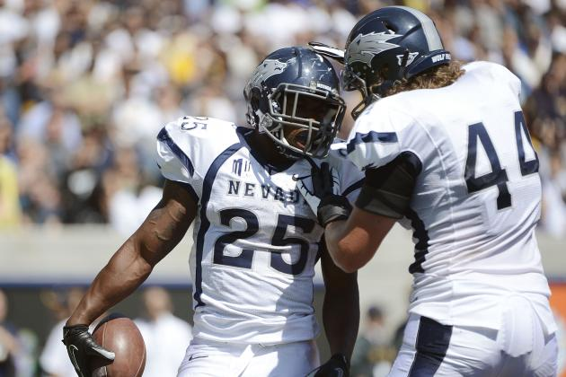 Nevada Football at Texas A&M in 2015; Drops UCLA