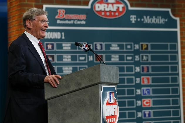 2014 MLB Draft Results: Grades for Days 1 and 2, Analysis of Top Prospects