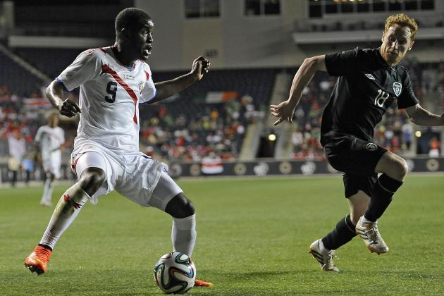 Why Joel Campbell Can Be Costa Rica's Attacking Spark at the 2014 World Cup