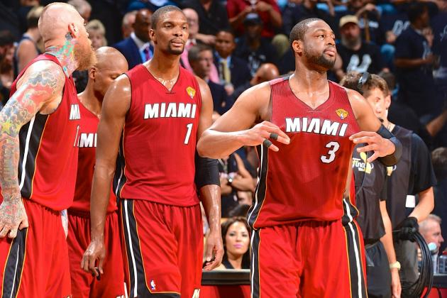Can Heat Move Past 4th-Quarter Meltdown and Recover in NBA Finals Game 2?