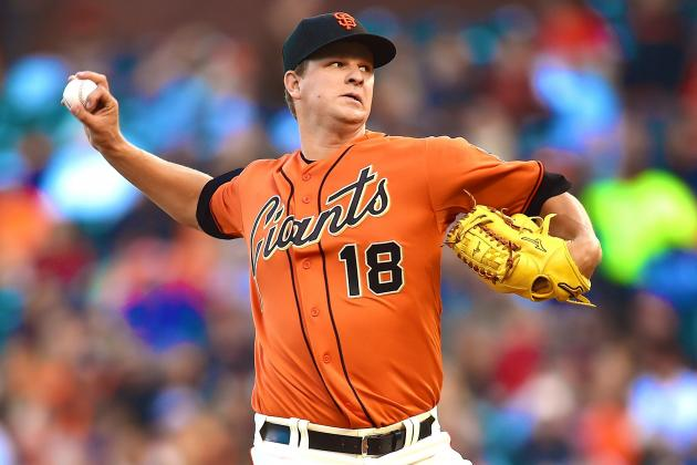 A Vintage Matt Cain Could Make Giants an NL Juggernaut