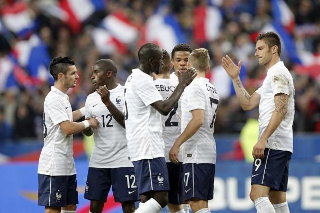 France vs. Jamaica: Date, Time, Live Stream, TV Info and Preview
