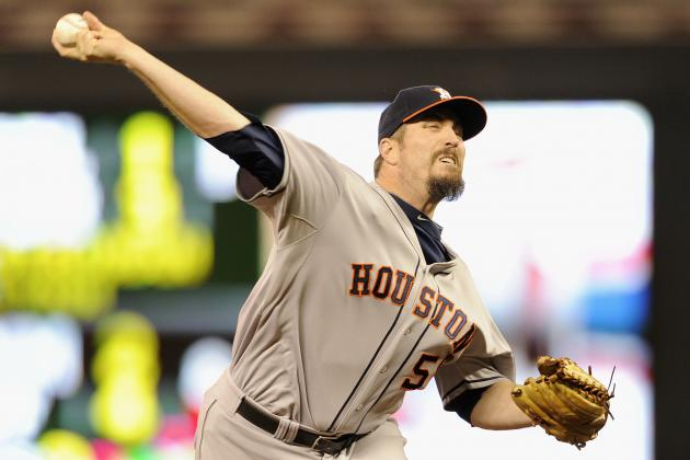 Astros Belt Trio of Homers in Win over Twins