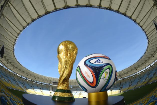 World Cup 2014 Opening Ceremony Date, Start Time, Live Stream and Early Preview