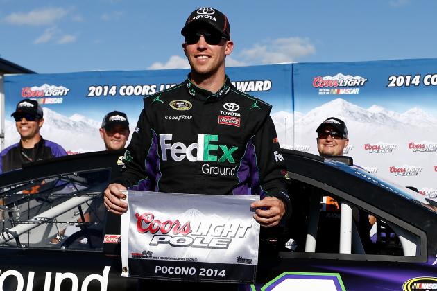 NASCAR at Pocono 2014: Start Time, Lineup, TV Schedule and More