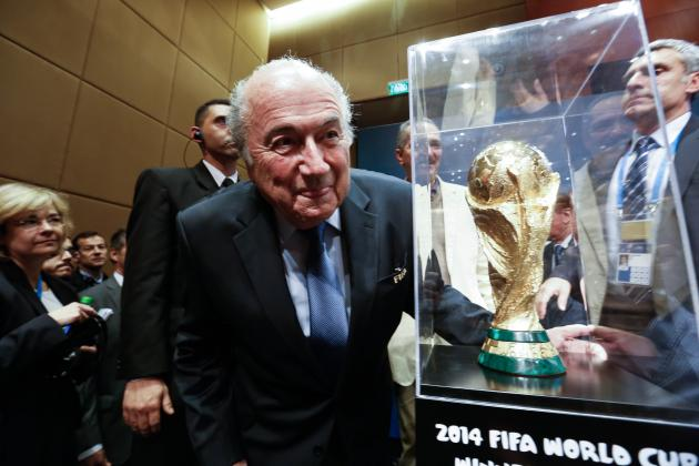 World Cup Schedule 2014: Group-by-Group Fixtures and Early FIFA Predictions