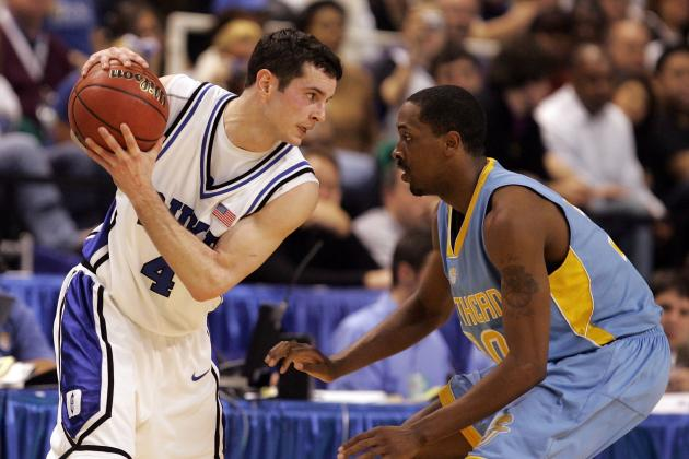 Duke Basketball: Pick Your $15 All-Time Duke Blue Devil Starting Five