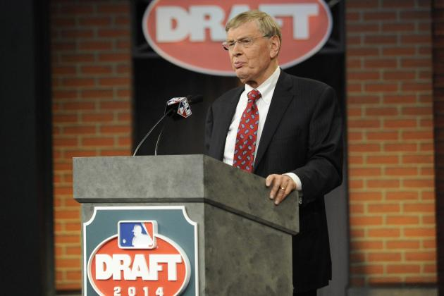 2014 MLB Draft: Day 3 Predictions After Day 2 Results and Overall Grades