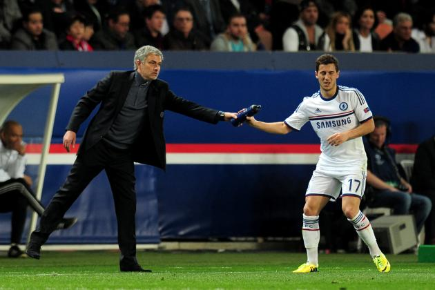 How Much Money Would It Take for PSG to Prise Eden Hazard from Chelsea?