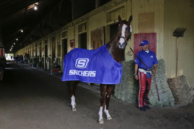 Belmont Stakes Early Betting: California Chrome Getting Hammered