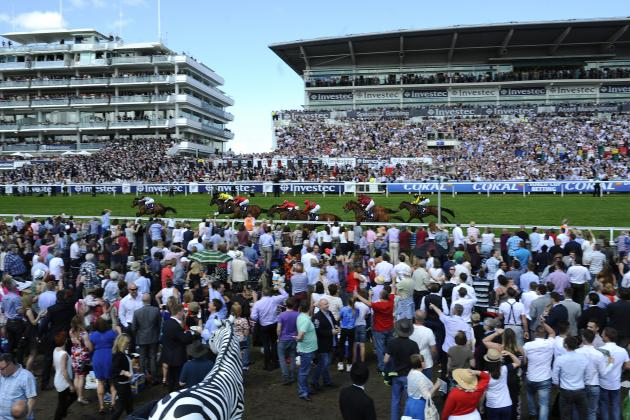 Epsom Derby 2014 Results: Winner, Payouts and Order of Finish