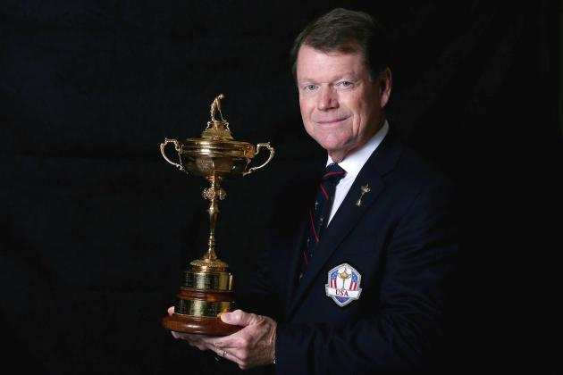 Tom Watson Says That Tiger Woods Is an Automatic Ryder Cup Pick If Healthy