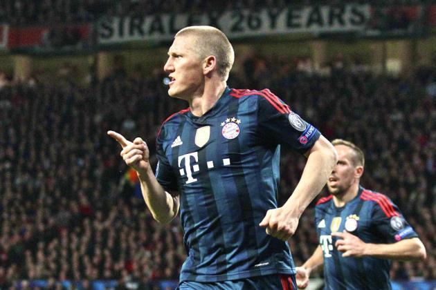 Bastian Schweinsteiger Would Only Be a Short-Term Fix for Manchester United