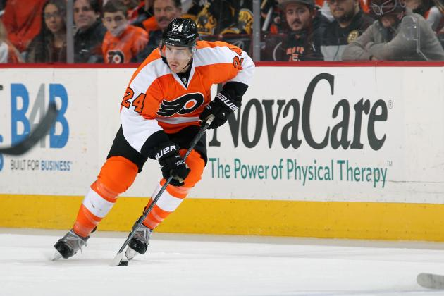 Matt Read Should Be Philadelphia Flyers' First-Line Winger in 2014-15