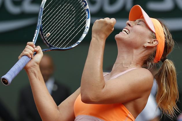 Sharapova vs. Halep French Open 2014 Women's Final: Live Score and Highlights