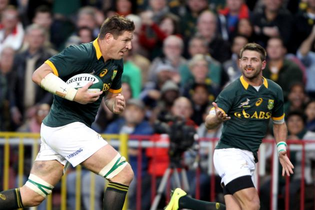 South Africa vs. World XV: Score, Recap and Post-Match Reaction