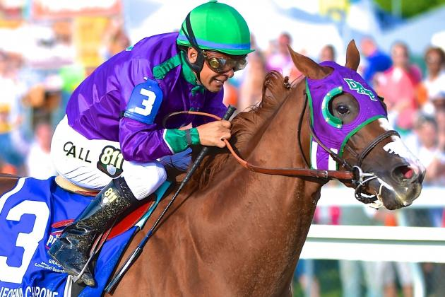 Triple Crown 2014: Odds for California Chrome to Make History