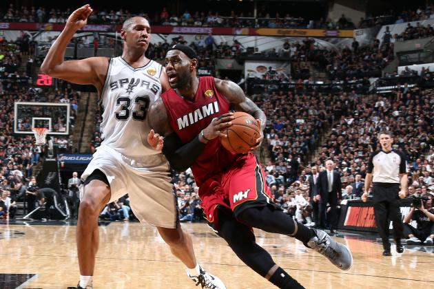 NBA Playoffs 2014: TV Schedule, Vegas Odds and Picks for Heat vs. Spurs