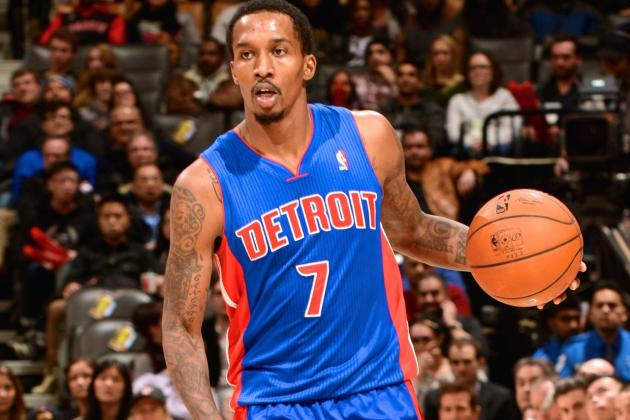 Can Stan Van Gundy Resurrect Brandon Jennings' Career?