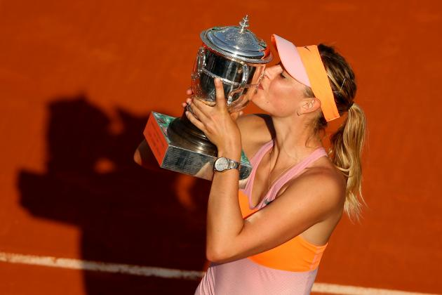 Maria Sharapova Climbing Ranks of Elite with Gritty 2014 French Open Title