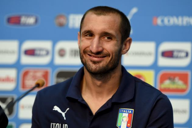 Chiellini Close to Extending Contract with Juventus