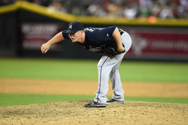 Braves' Craig Kimbrel Breaks John Smoltz's Franchise Saves Record