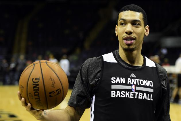 Danny Green: Spurs Had Fans in Game 1 Locker Room at Halftime, Heat Didn't