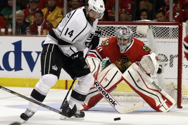 Breaking Down Chicago Blackhawks' Goaltending Situation for 2014-15