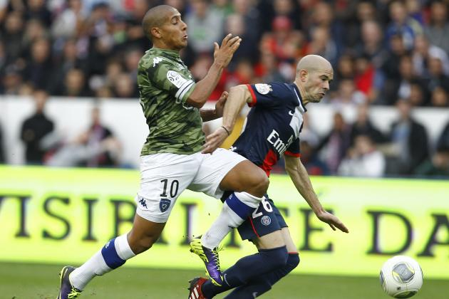 Scouting Report: Will Liverpool Target Wahbi Khazri as Adam Lallana Alternative?