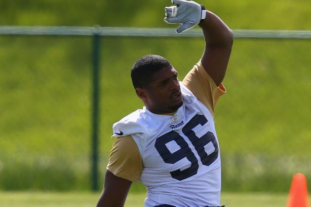 Michael Sam: 'They Respect Me as a Human Being and as a Football Player'
