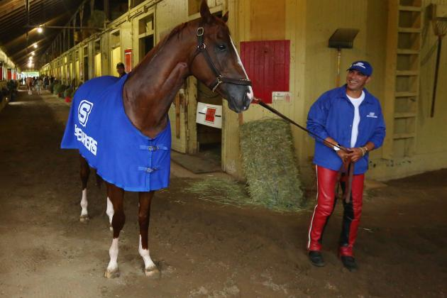 California Chrome's Last-Minute Odds and Predictions for Triple Crown 2014 Race