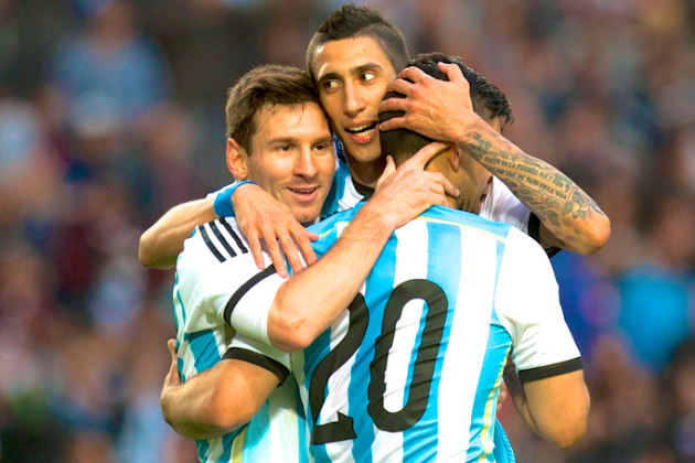 Argentina vs. Slovenia: International Friendly Live Score, Highlights, Report