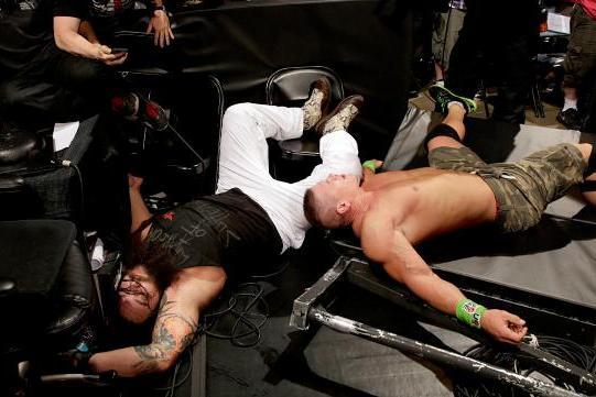 WWE Programming's Best Match for Week of June 7