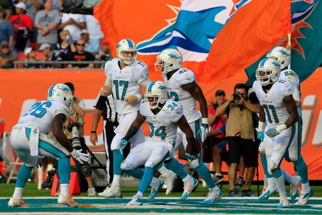 Miami Dolphins: Creating the Blueprint for Optimal Offense in 2014