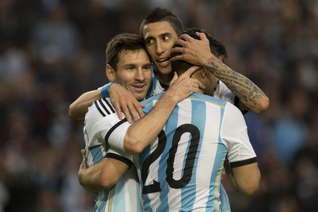 Argentina vs. Slovenia: Score, Grades and Post-Match Reaction