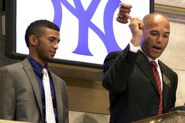 Mariano Rivera Jr. Drafted by Yankees in 29th Round of 2014 MLB Draft